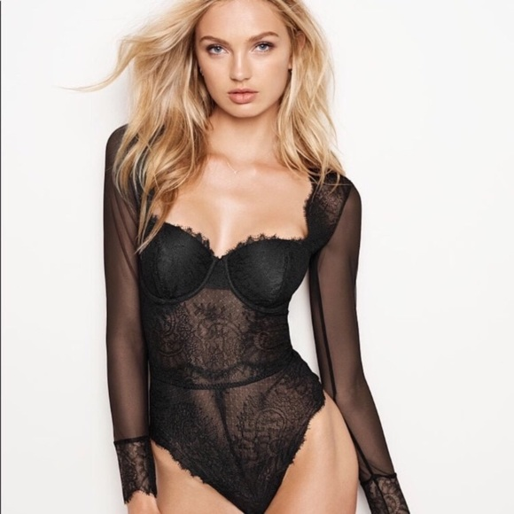 3955260765133 Victoria's Secret Intimates & Sleepwear | Victorias Secret Teddy ...